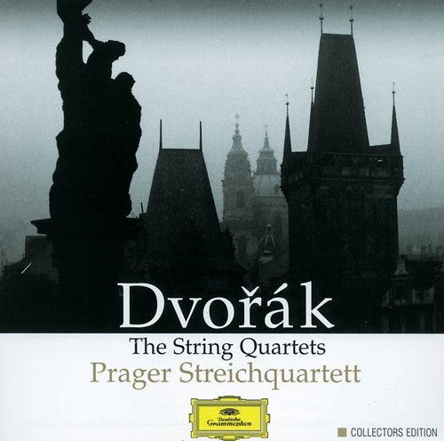 Dvořák: String Quartet no.1 in A major op.2 B.8 - 1. Andante - Allegroの画像