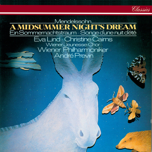 劇音楽《真夏の夜の夢》作品61: 第7番: 夜想曲の画像