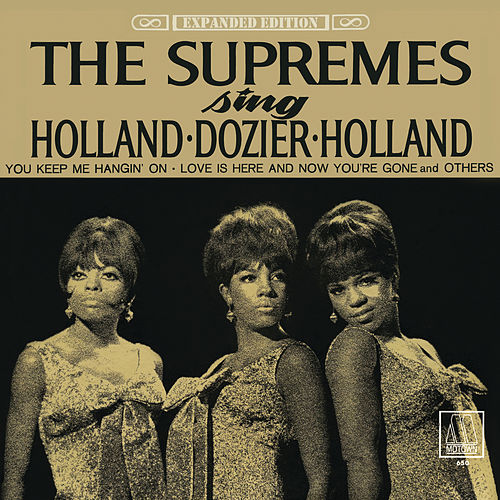 The Supremes Sing Holland - Dozier - Holland (Expanded Edition)の画像
