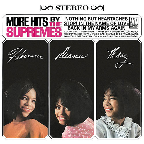 More Hits By The Supremes - Expanded Editionの画像