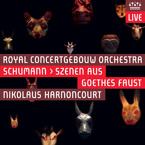 Schumann: Scenes from Goethe's Faust, WoO 3: Overture (Live)の画像