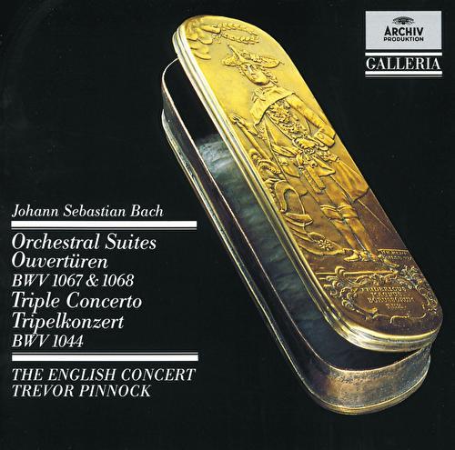 管弦楽組曲 第2番 ロ短調 BWV 1067: 7. バディネリの画像