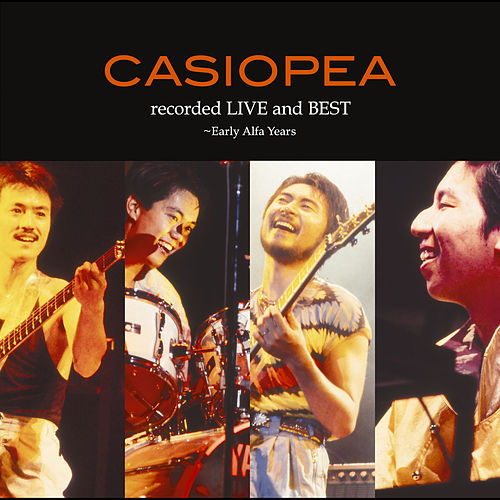 recorded LIVE and BEST〜Early Alfa Yearsの画像