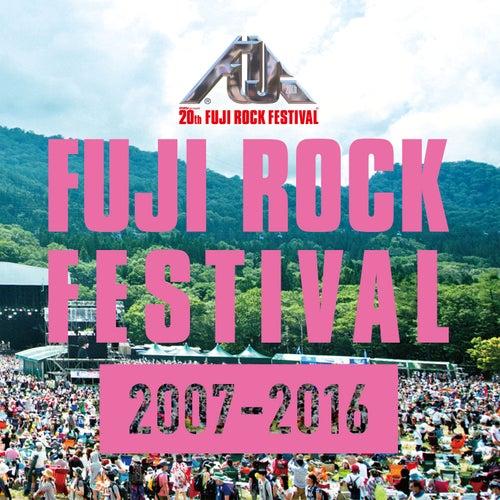 FUJI ROCK FESTIVAL 20th Anniversary Collection (2007-2016)の画像