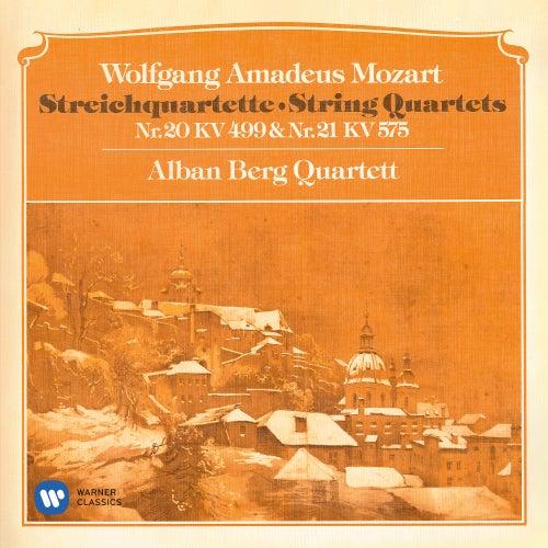 "Mozart: String Quartet No. 20 in D Major, K. 499 ""Hoffmeister"": I. Allegrettoの画像"