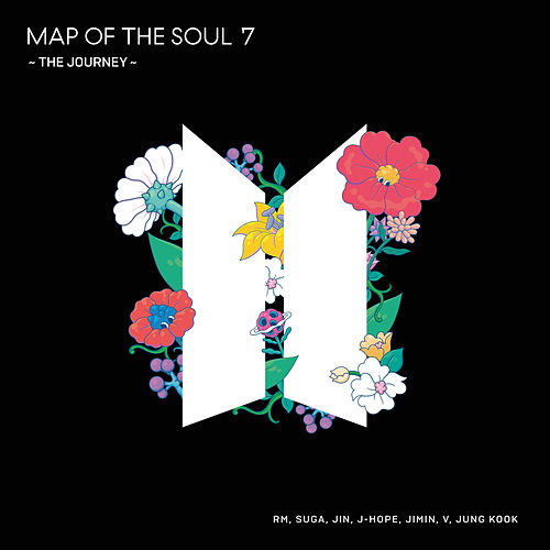 MAP OF THE SOUL : 7 ~ THE JOURNEY ~の画像