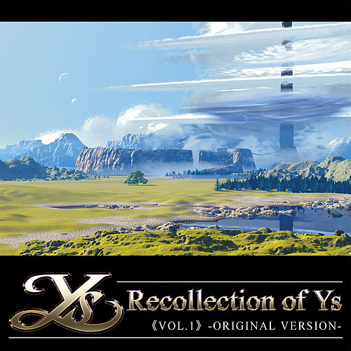 Recollection of Ys Vol.1 原曲篇の画像