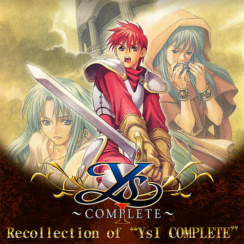 """Recollection of """"Ys1 COMPLETE""""の画像"""