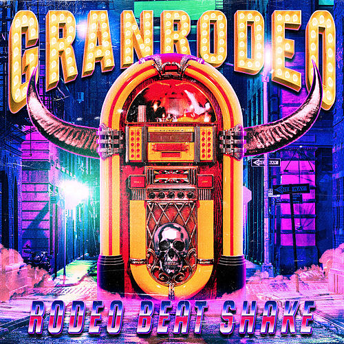 """GRANRODEO Singles Collection """"RODEO BEAT SHAKE""""の画像"""