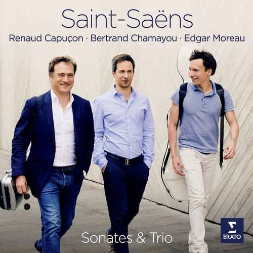 Saint-Saëns: Violin Sonata No. 1, Cello Sonata No. 1 & Piano Trio No. 2の画像