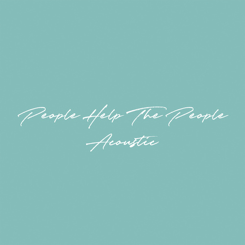 People Help The People (Acoustic)の画像
