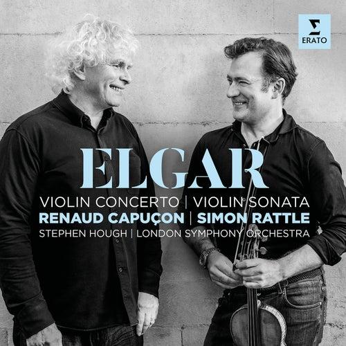 Elgar: Violin Concerto & Violin Sonataの画像