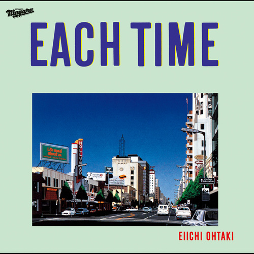 EACH TIMEの画像