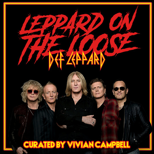 Leppard on the Looseの画像