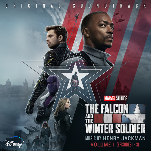 The Falcon and the Winter Soldier: Vol. 1 (Episodes 1-3) (Original Soundtrack)の画像