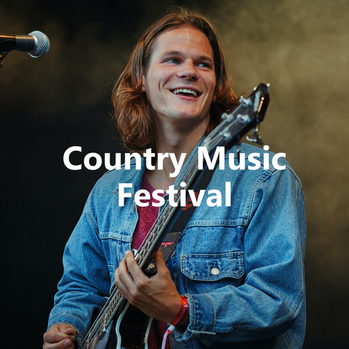 Country Music Festivalの画像