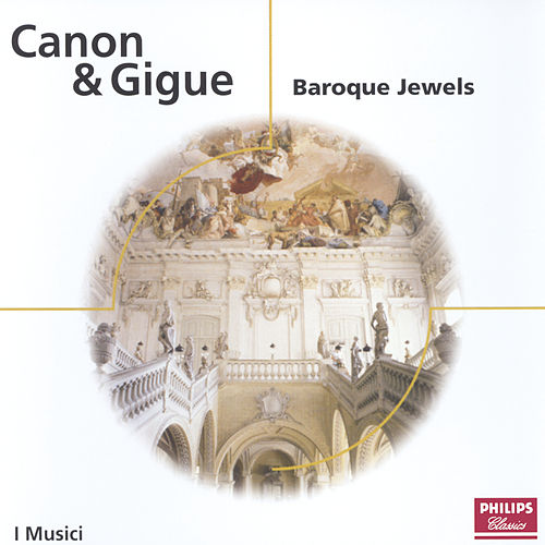Pachelbel: Canon and Gigue in D majorの画像