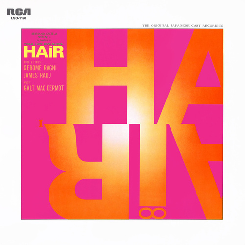 Hair (Original Japanese Cast)の画像