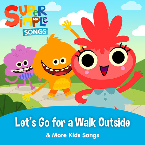 Let's Go for a Walk Outside & More Kids Songsの画像