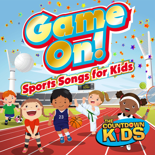 Game On! (Sports Songs for Kids)の画像