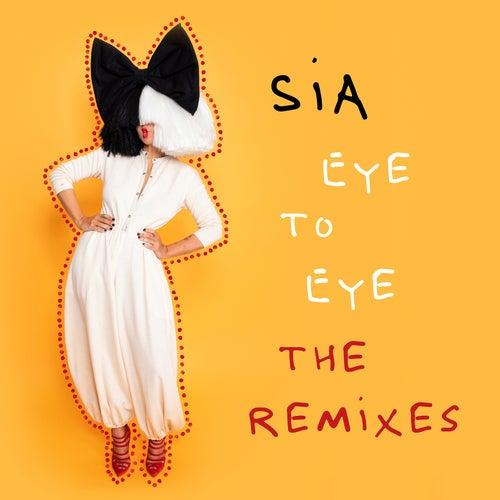 Eye To Eye (The Remixes)の画像