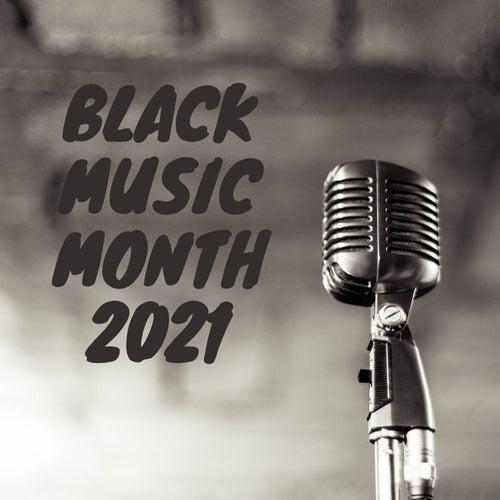 Black Music Month 2021の画像
