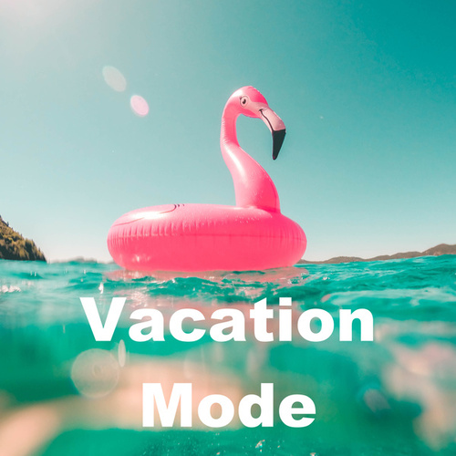 Vacation Modeの画像