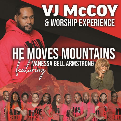 He Moves Mountains (feat. Vanessa Bell Armstrong)の画像