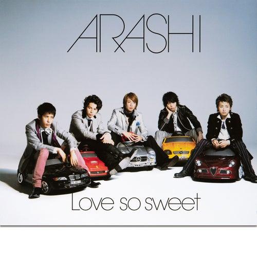 Love so sweetの画像