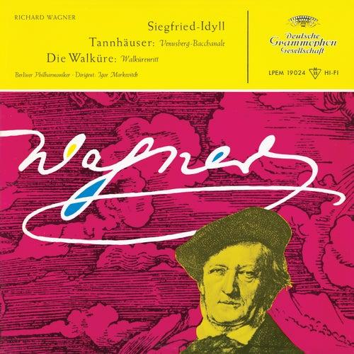 Wagner: Orchestral Works (Igor Markevitch – The Deutsche Grammophon Legacy: Volume 14)の画像