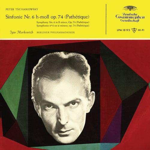 Tchaikovsky: Symphony No. 6; Francesca da Rimini (Igor Markevitch – The Deutsche Grammophon Legacy: Volume 13)の画像