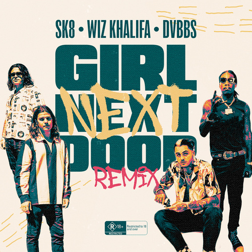 Girl Next Door (Remix) [feat. Wiz Khalifa, DVBBS]の画像