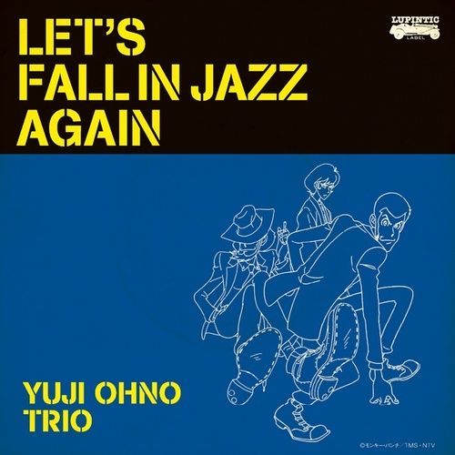 LET'S FALL IN JAZZ AGAINの画像