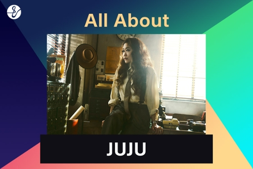 All About JUJUの画像