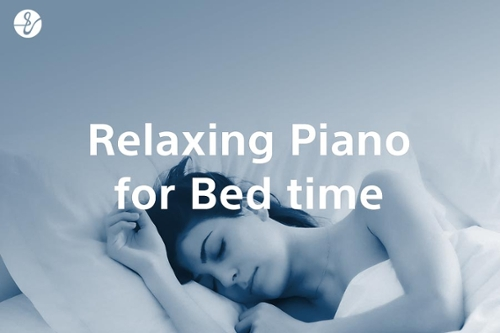 Relaxing Piano Music for Bed Timeの画像