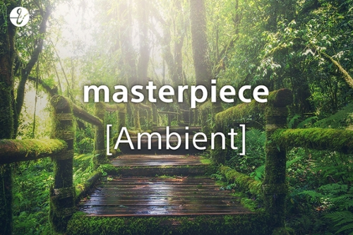 masterpiece [Ambient]の画像