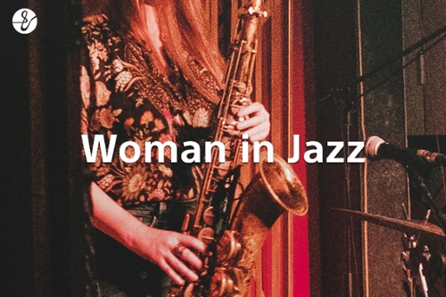 Woman in Jazzの画像
