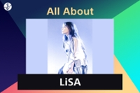 All About LiSAの画像